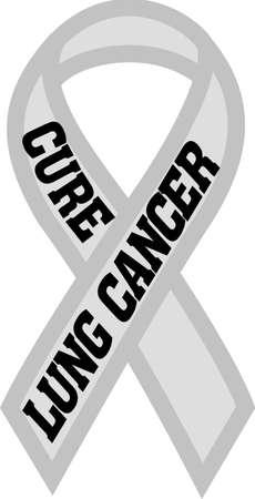 Spread awareness of the fight to find a cure for emphysema all year round with this design on shirts, t-shirts, bags and more