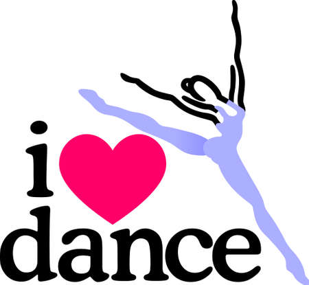 Awaken the dancer within.  This design is great to make unique gifts for loved ones!  Will look perfect on t-shirts, sweatshirts, totes and more!