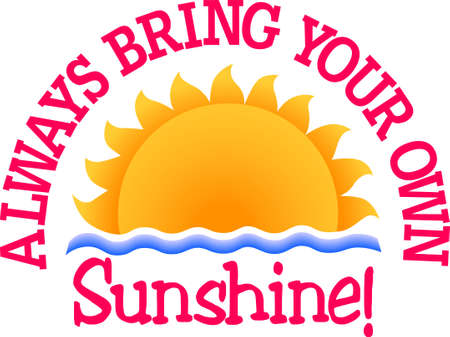 bring up: Sunrise over the water.  What a way to wake up!  Bring glowing sunshine into any projects with this very colorful and bright sun!