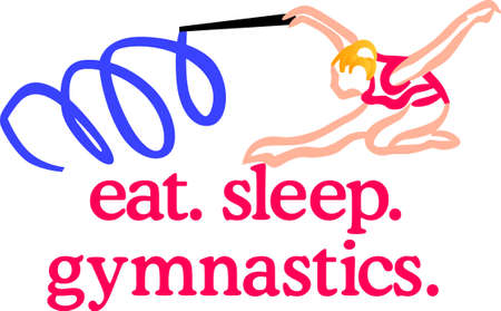 A comeback in gymnastics is almost impossible in itself.