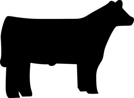 black angus cattle: Cow lover Be moooed by this udderly cool design on your projects for your loved ones.  A great design on t-shirts, sweatshirts and more!