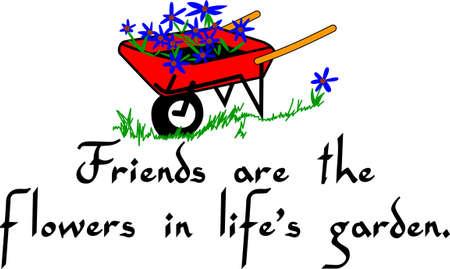 すべての花は、自然の中の魂の開花です。