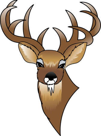 We have found a hunters prize!  This big rack buck is a rare find for decorating the perfect gift for any outdoorsman.