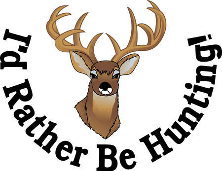 We have found a hunters prize!  This big rack buck is a rare find for decorating the perfect gift for any outdoorsman