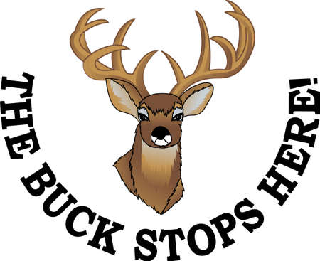 hind: We have found a hunters prize!  This big rack buck is a rare find for decorating the perfect gift for any outdoorsman