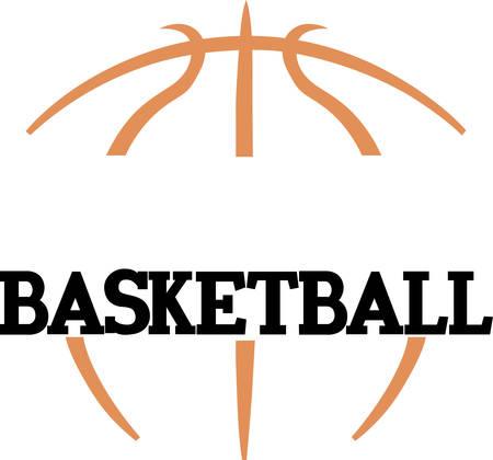 Een groot ontwerp voor de basketbal fans out there! Voeg je favoriete team naam op t-shirts, retro shirts, polo's en nog veel meer!