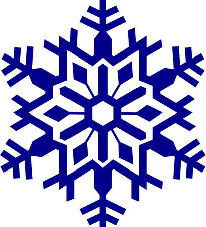 Enjoy the winter fun and decorate your apparel with this stunning snowflake!  Try it cut from glitter vinyl for a perfectly decorated sweat.