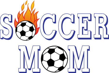 broadly: The phrase soccer mom broadly refers to a North American middle-class suburban woman Illustration