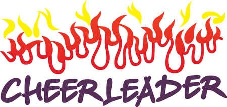 Blue Flames Cheerleader가되기 위해 필요한 것이 있습니까? 우리는 수상 팀을 확장하고자합니다. 와서 우리와 함께하십시오.