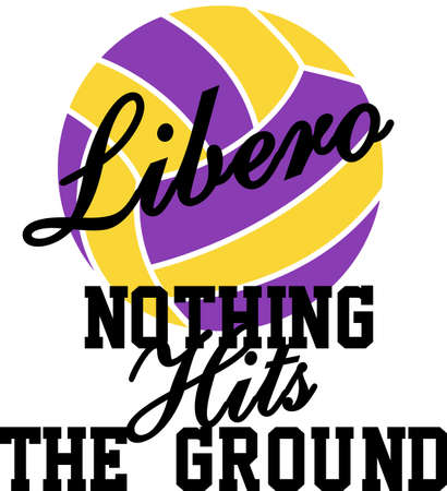 Looking for the perfect Birthday or Christmas gift Embroider this design on clothes, towels, gym bags, quilts, t-shirts, jackets or wall hangings for your volley ball player