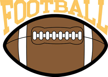 teamsport: Looking for the perfect Birthday or Christmas gift Embroider this design on clothes, towels, gym bags, quilts, t-shirts, jackets or wall hangings for your football player!