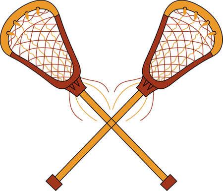 Lacrosse is waar we wonen. Het leven is gewoon een plek waar we tijd doorbrengen in tussen de games.