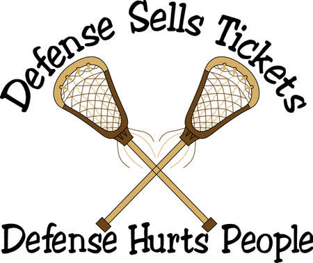 Team work makes the dream work. Add this image to a hat or shirt for the lacrosse team.
