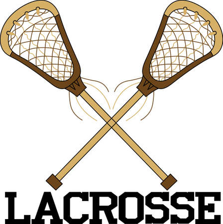 offense: Team work makes the dream work. Add this image to a hat or shirt for the lacrosse team.