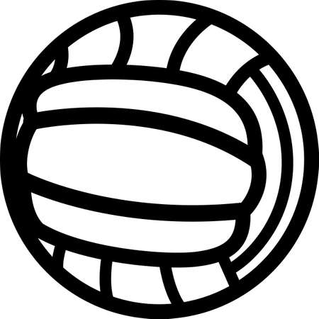 Team work makes the dream work. Add this image to a hat or shirt for the volleyball team. 版權商用圖片 - 52671068