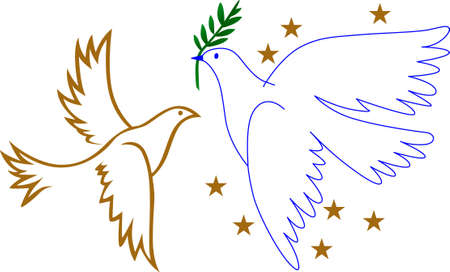 olive, olive branch, Noahs ark, peace symbol, peace bird, world peace, dove, bird, pigeon, bird outline, animal, religious symbol, christmas, Xmas, Dove with Olive Branch.