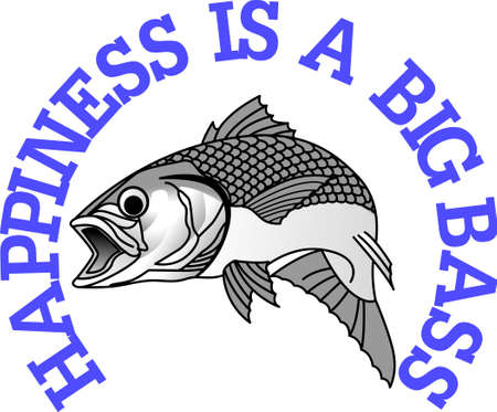 fleece: Get hooked to this relaxing hobby with this design on gear bags, fleece pullovers, T-shirts, and more for that fishing enthusiast in your life.