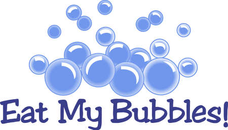 bath time: Bath time bubbles are such a fun treat for the little people.  These bubbles make a super decoration for babys bath time!