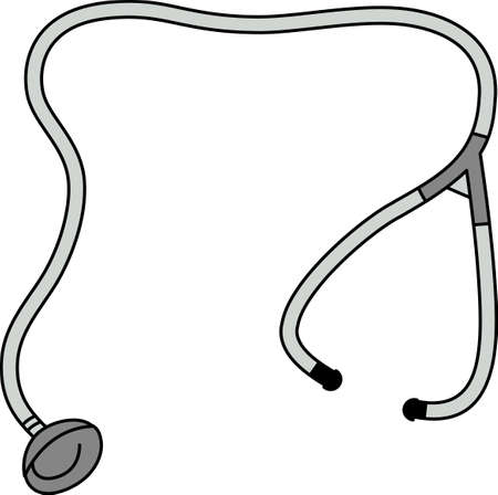 Listen to the sounds of the heart and uncover health mysteries. Great art for any health care professional.