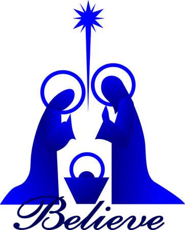 このデザインは、聖書カバー、ブックマークなどのように様々 な宗教をテーマにした休日のプロジェクトに最適です。  イラスト・ベクター素材