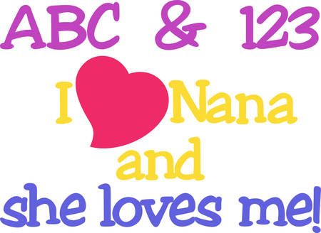 nan: Looking to add style to your babys wardrobe  This design is perfect on bibs, onsies and more!