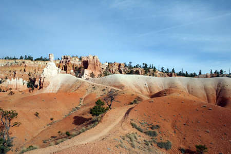 Sunrise Point in Bryce National Park located in southern Utah. Stock Photo - 6807919