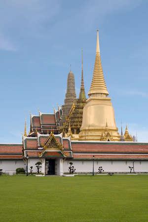 Grand Palace in Bangkok, Thailand. Stock Photo - 6834863