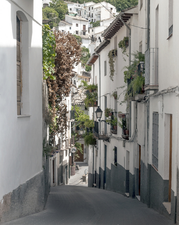 Cazorla village in Andalusia 스톡 콘텐츠