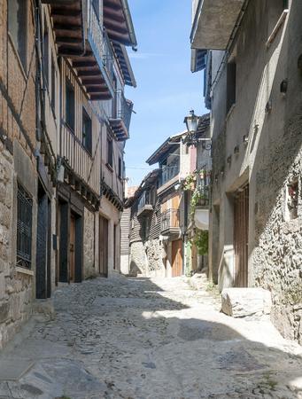 Village of La Alberca in Spain