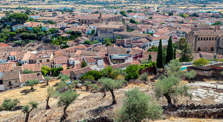 Town of Ciudad Rodrigo in Spain
