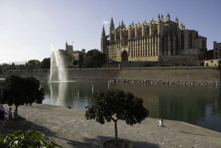 baleares: Palma Cathedral Mallorca Baleares