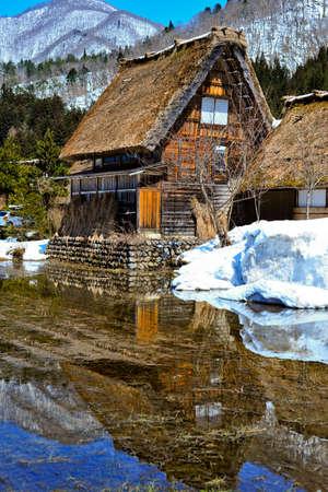 ogimachi: Cottage at Gassho-zukuri VillageShirakawago, Japan