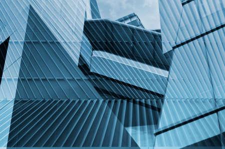 Glas moderne toren voor zakelijke achtergrond Stockfoto - 31504063