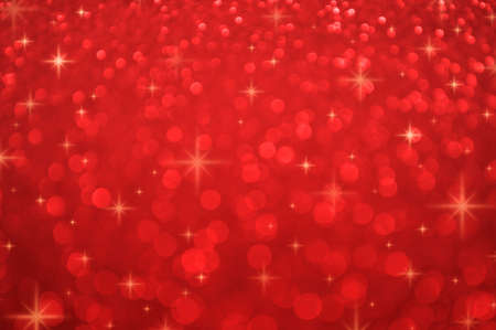 red blur: Red blur light with shiny starry, Party background