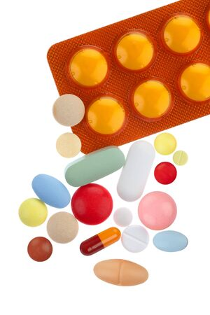 Tablets pills and capsules