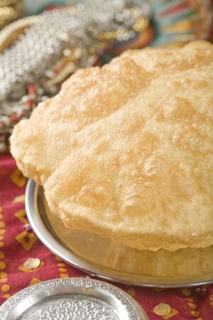 Indian food, Bhatura