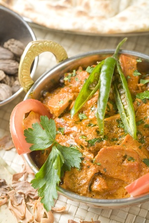 Indian food, Butter Chicken photo