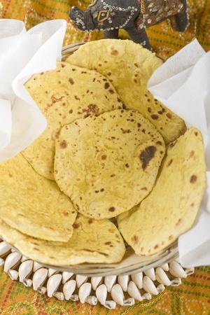 ki: Indian food, Makai Ki Roti