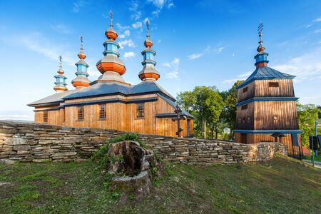 Eastern Orthodox Church in Komancza, Poland photo