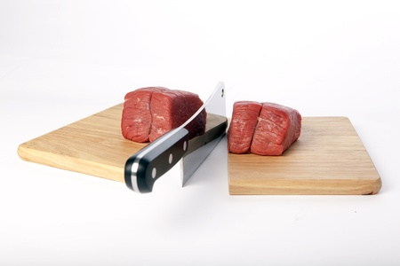 Meat Cleaver Stock Photo - 8983550