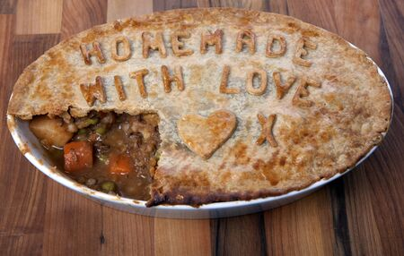Pie Homemade