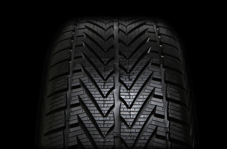 tyre tread: tire tread