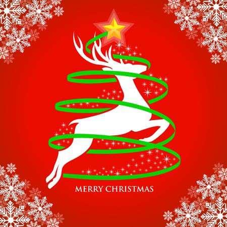 Holy Christmas Illustration
