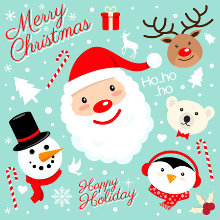 Christmas Characters