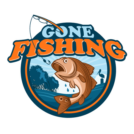 釣りをゴーン