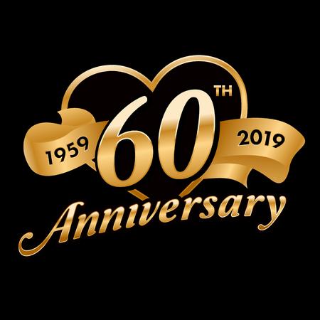 60th Anniversary Symbol