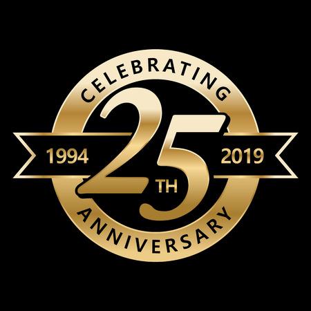 Celebrating 25th Years Anniversary
