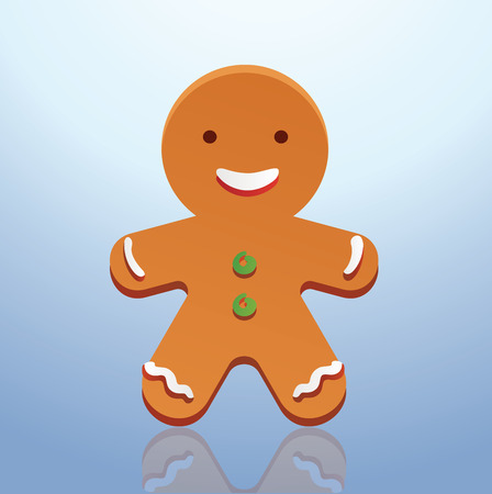 ginger bread man: Ginger bread man