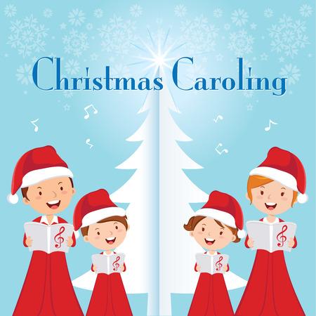coro: Villancicos Navidad de la familia. Coro de la familia.