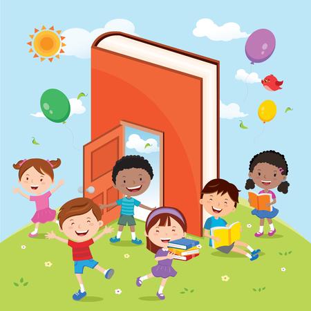 Plezier met boeken en leesactiviteiten
